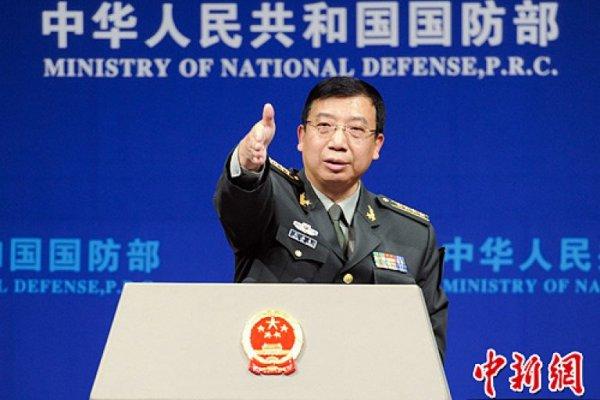 Colonel Geng Yansheng