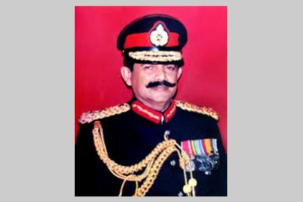 General Srilal Weerasooriya