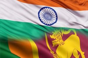 India-srilanka-Flag