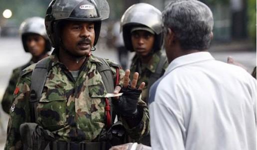 Jaffna-Army