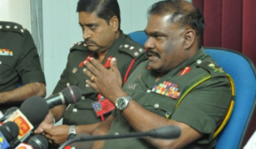 Major General Jagath Alwis