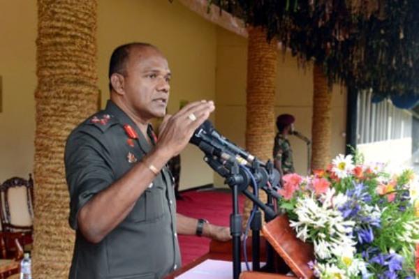 Lieutenant General Daya Ratnayake