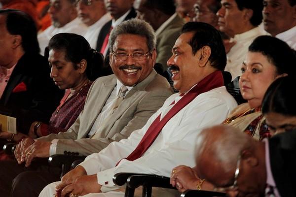 Rajapaksa  two brothers