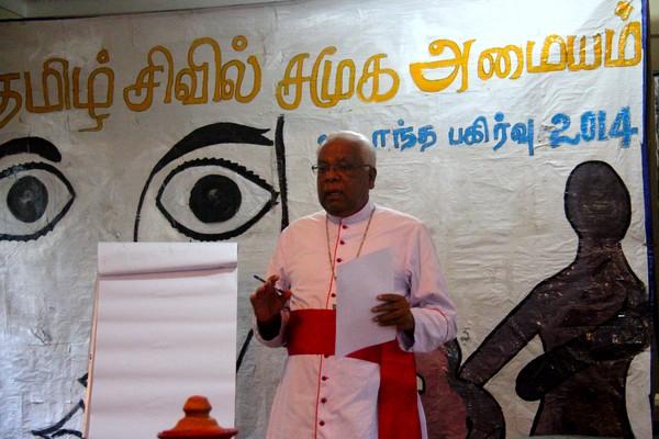 Tamil Civil Society Forum