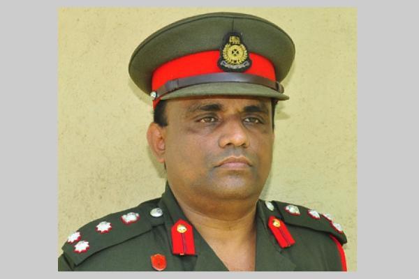 Brigadier Jayaweera