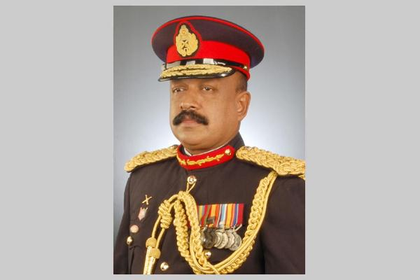 Major General Jagath Rambukpotha