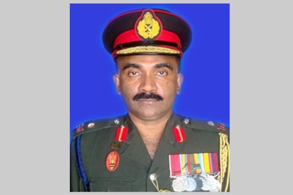 Major General Krishantha De Silva