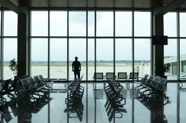 mathala-airport-empty