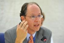 Special Rapporteur Pablo de Greiff