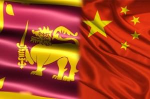 Srilanka-china