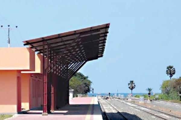 Thalaimannar Pier