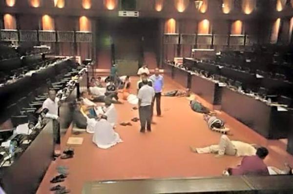 parliament-mps-sleep
