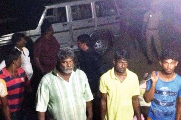 Five-Lanka- Fishermen