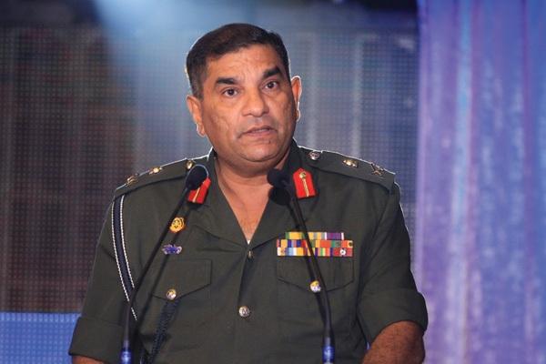 Gen. Jayasuriya