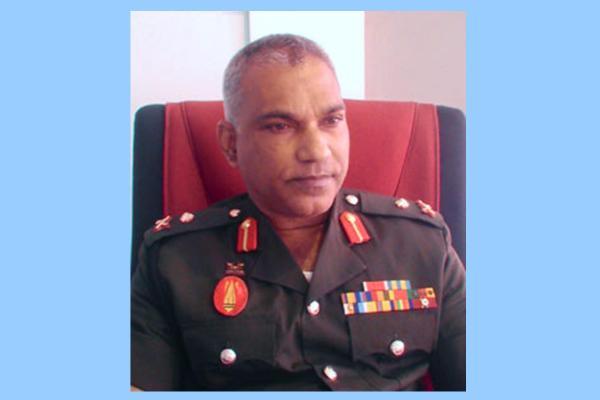 Major General Jagath Wijethilleke