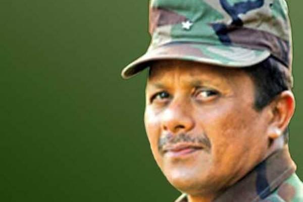 Major General Prasanna de Silva