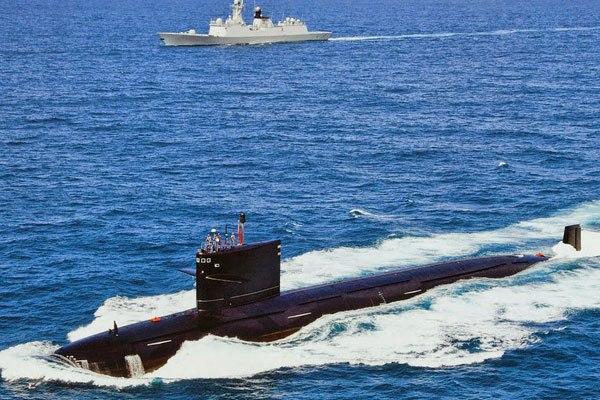 china-submarine