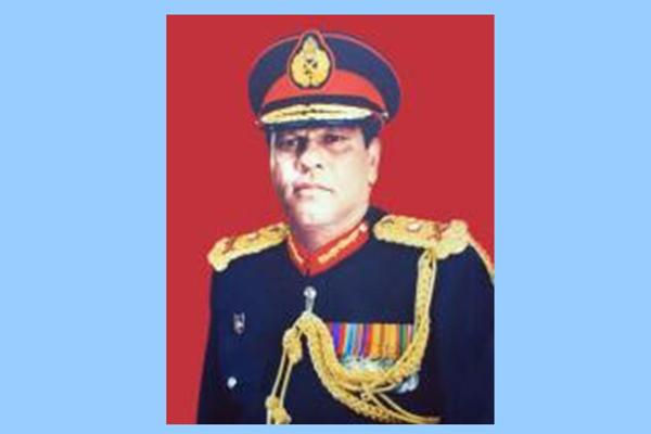 Major General A.S Peiris