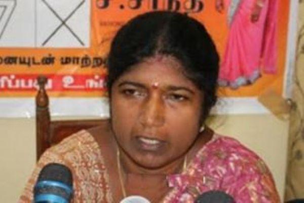 Shanthi Sriskandarajah