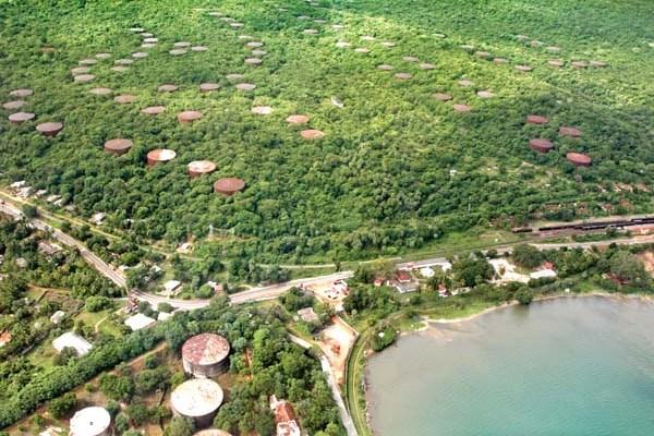 trincomalee oil farm
