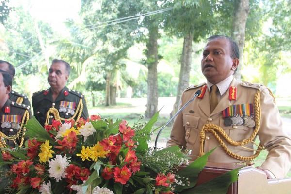 Major General Medawela