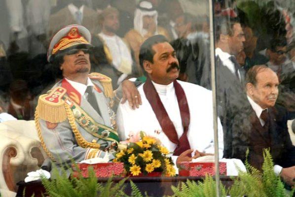 mahinda-gaddafi