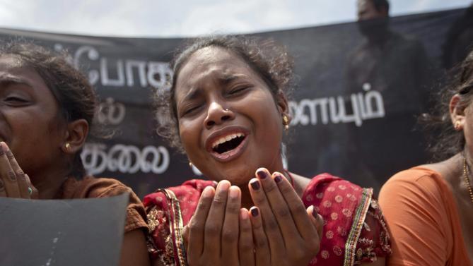 Sri Lanka Prisoners