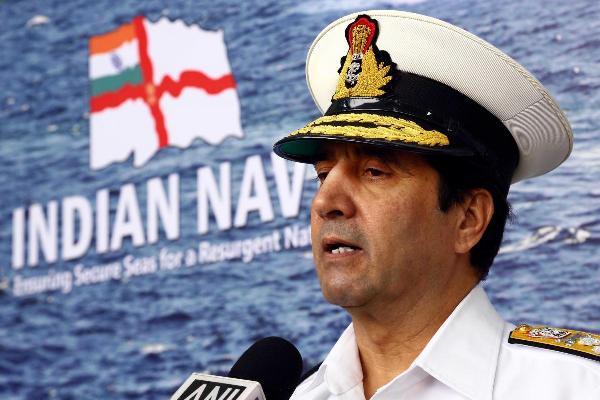 Admiral RK Dhowan