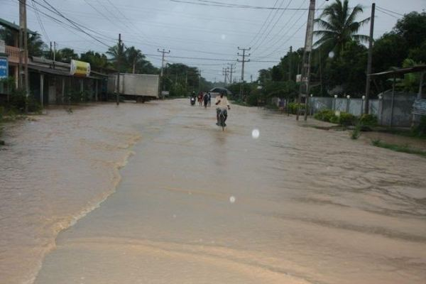 kilinochchi-flood