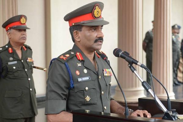 Lieutenant General Crishanthe De Silva