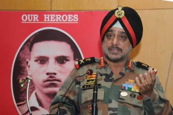 Lt Gen KJ Singh