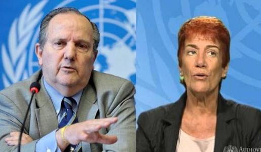 UN Special Rapporteurs