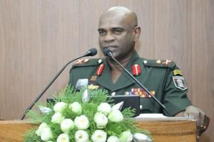 Major General Mahesh Senanayaka