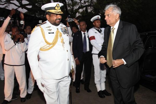ranil-navy chief