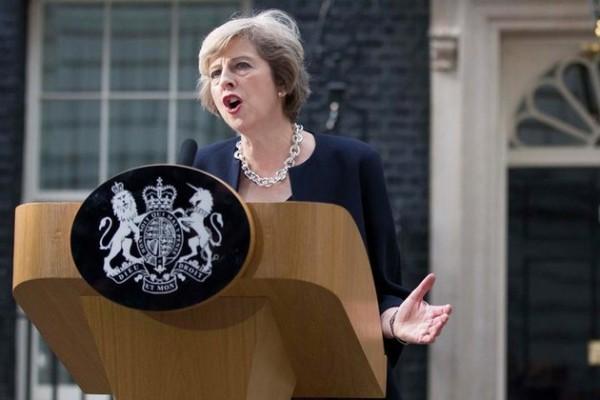 Theresa May  (1)