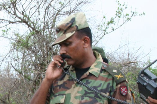 Major General Kamal Gunaratne