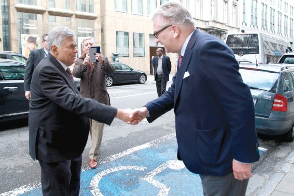 prince-laurent-of-belgium-ranil-wickremesinghe