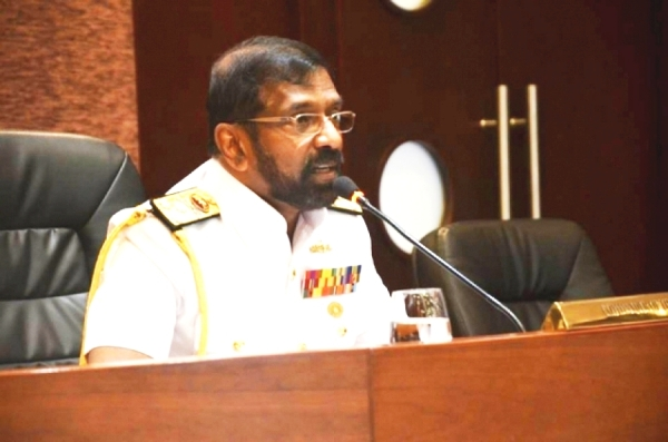 Adm. Jayanath Colombage