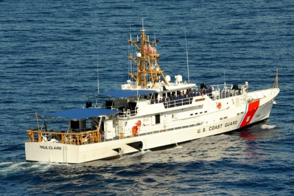 U.S. Coast Guard cutter Paul Clark