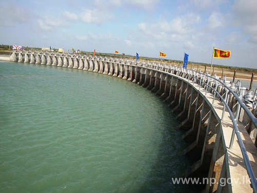ariyalai barrage