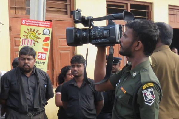 jaffna demo special forces video
