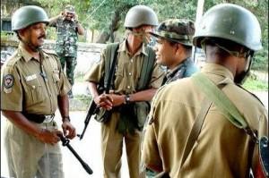 jaffna police