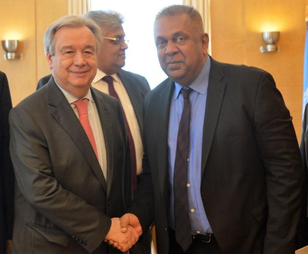 mangala - UN Secretary-General Antonio Gueterres (2)