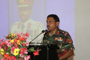 Major General Amal Karunasekara