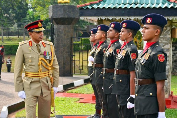 Major General Channa Goonetilleke farewell