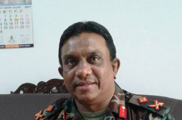 Major General Dharshana Hettiarrachchi