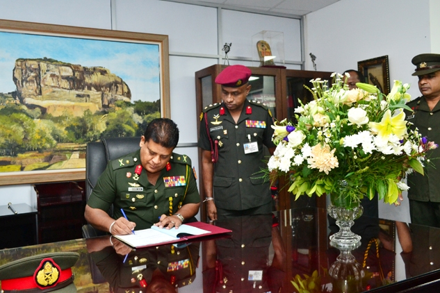 Major General Shavendra Silva