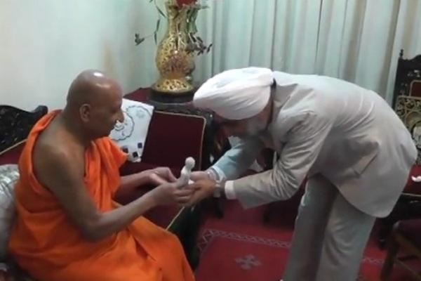 taranjith singh sandu- mahanayaka
