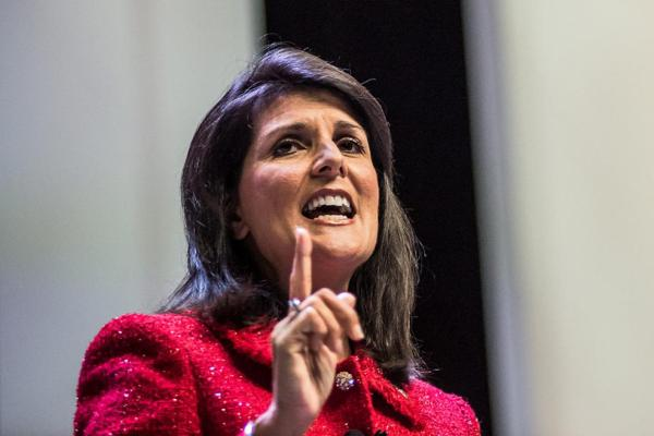 Nikki Haley-puthinappalakai