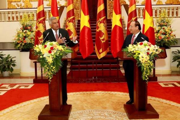Vietnam Prime Minister Nguyen Xuan Phuc -Ranil